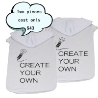 Special Promotion Second One Half Price Homemade Pet Hoodie