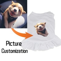 Custom Fashion Pet Skirt Dog Sundress